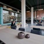 Flexibilisering van de kantoren en werkplekken