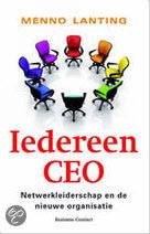 Iedereen CEO van Menno Lanting