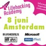 Leer slimmer werken op Lifehacking Academy en profiteer van deze actie!
