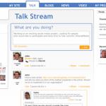 Attini Talk - Corporate Internal Microblogging - Social Intranet - Social Business