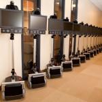Het nieuwste telewerken: enter robotics