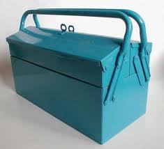 Standaard toolbox van adviseurs (afbeelding van zdnet.be)