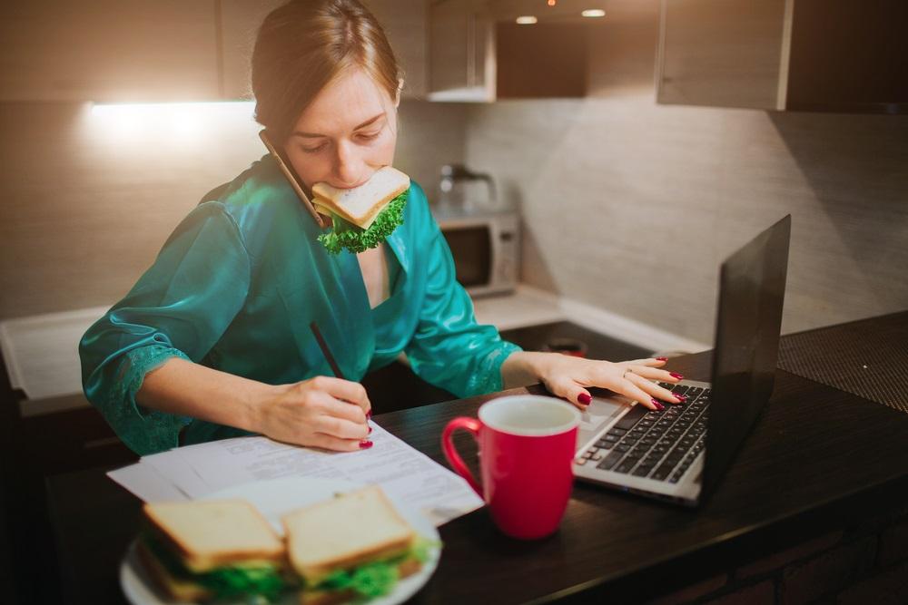 Verminder multitasken