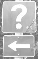 Vraagteken & Richting