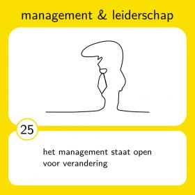 HNW Spel Management staat open voor verandering
