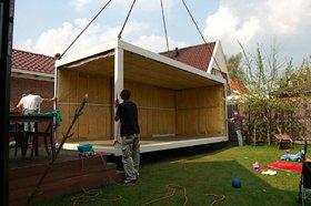 ideale thuiswerkplek container vervangen