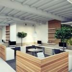 Het Nieuwe Werken in een open werkomgeving